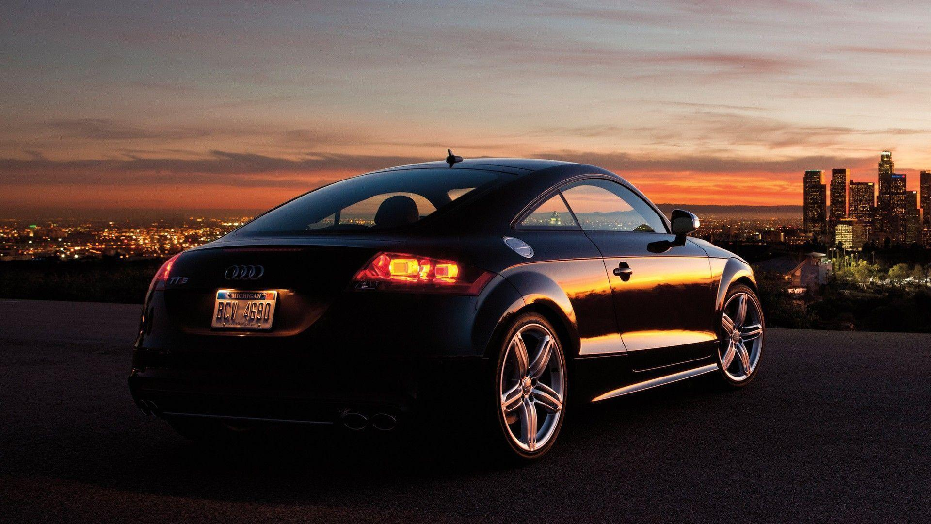 Audi Tt Wallpapers Wallpaper Cave