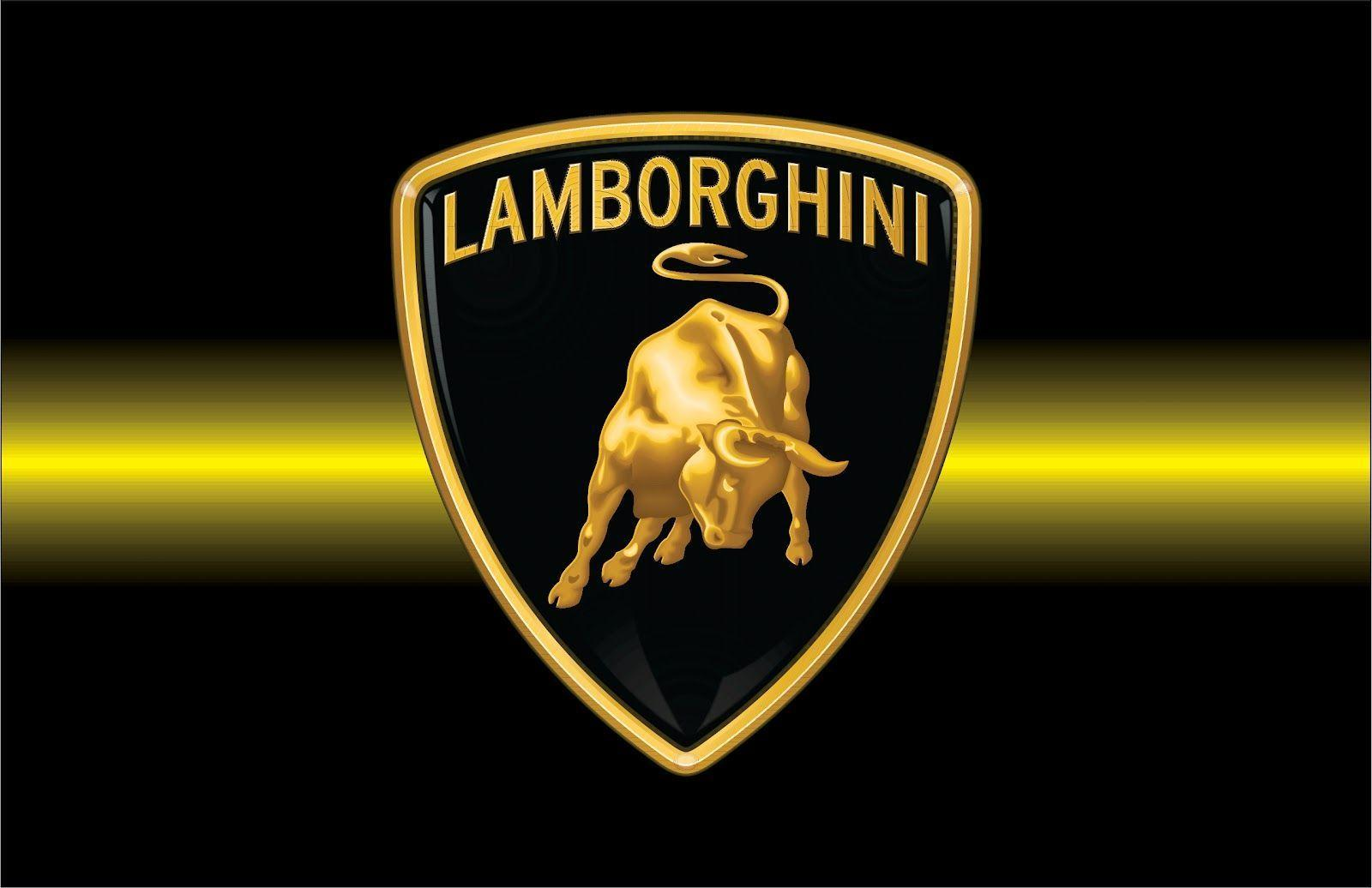 Lamborghini Logo Black Wallpaper Free Download 6455