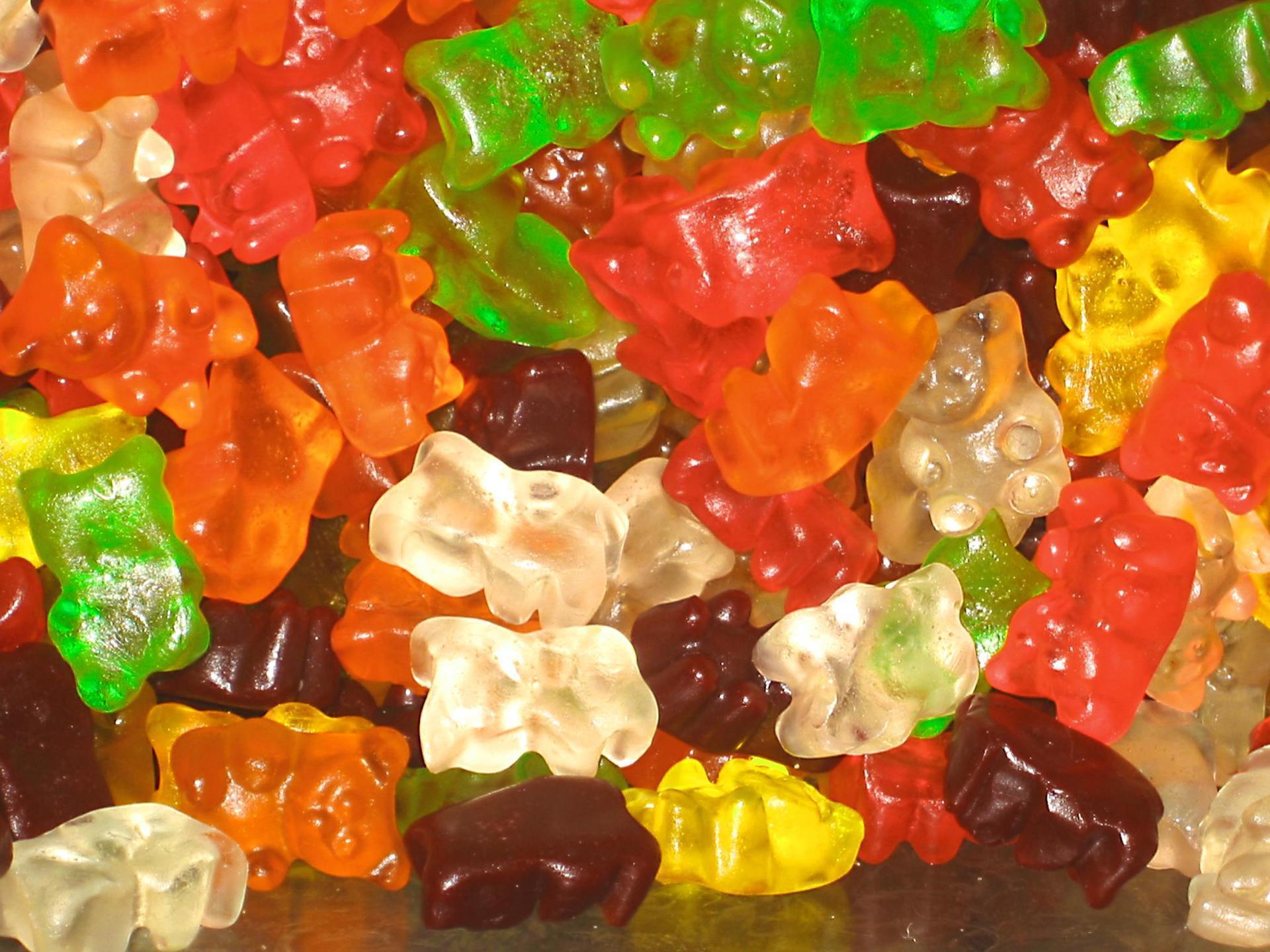 gummy bear wallpapers wallpaper cave