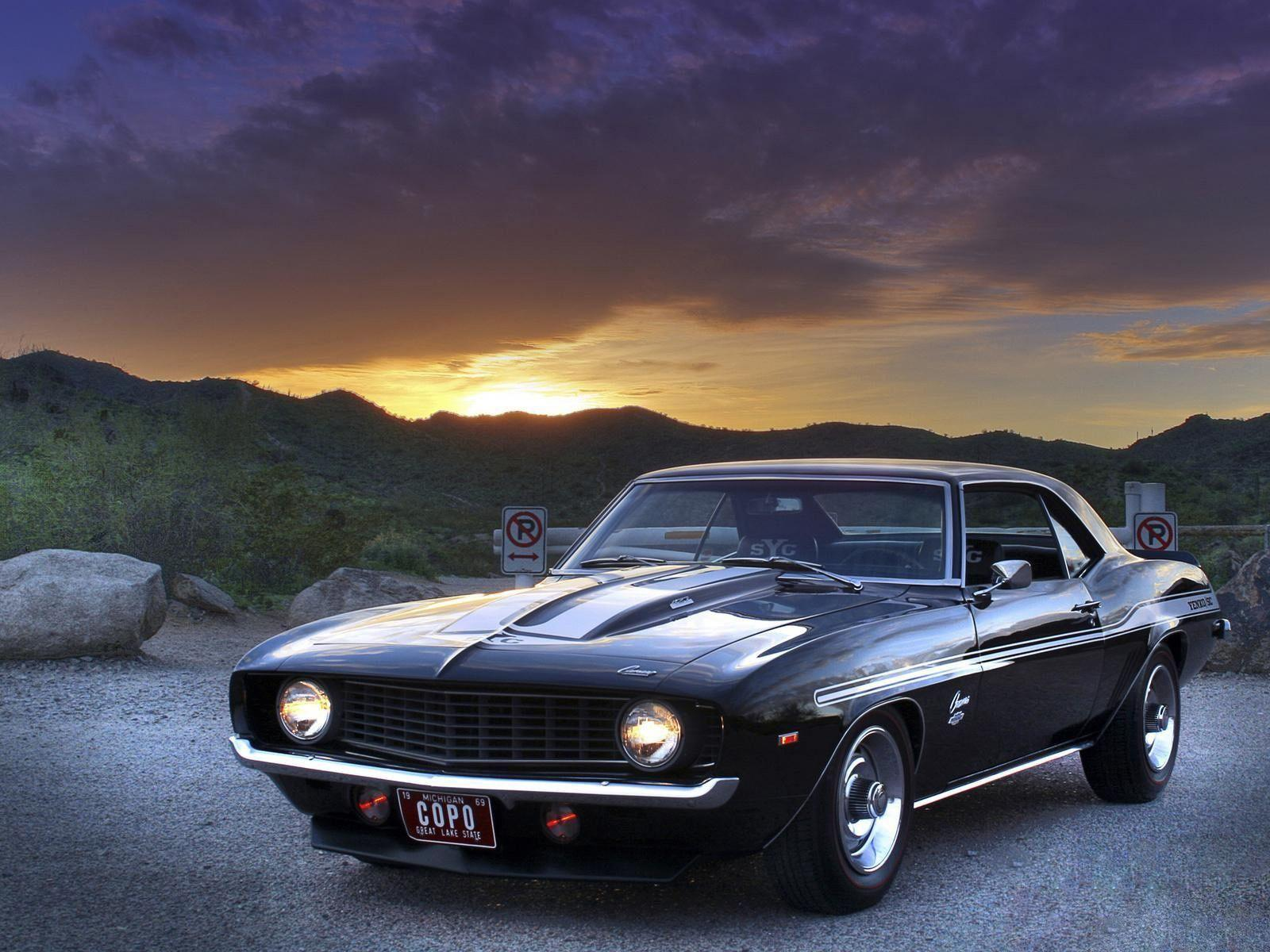 muscle car wallpapers for desktop - www.
