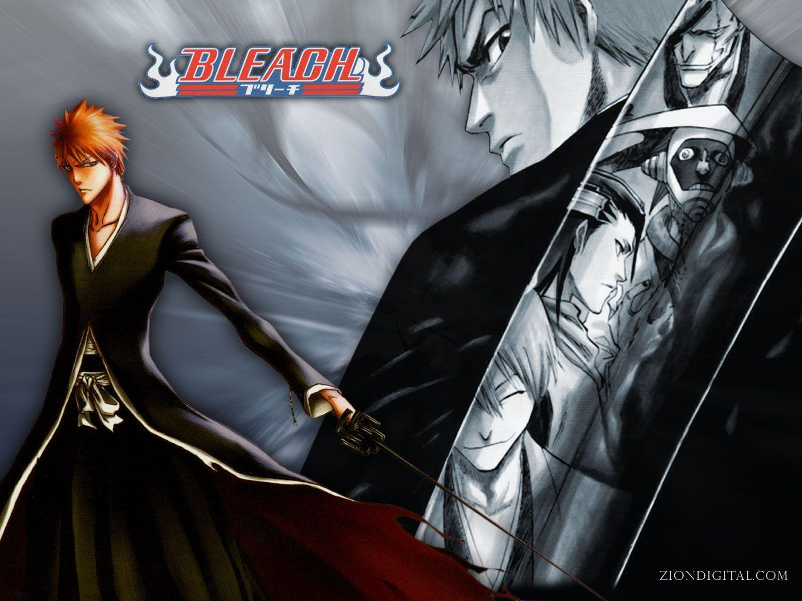 Bleach-Wallpaper-Ichigo - Best Wallpapers for ...