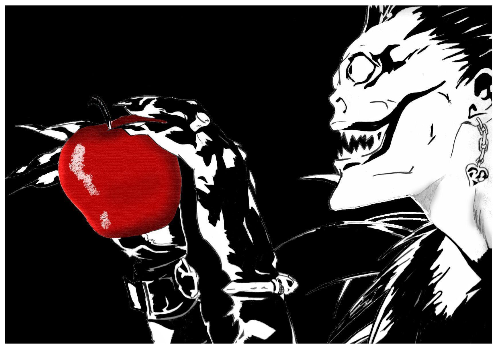 light and ryuk wallpaper - photo #20