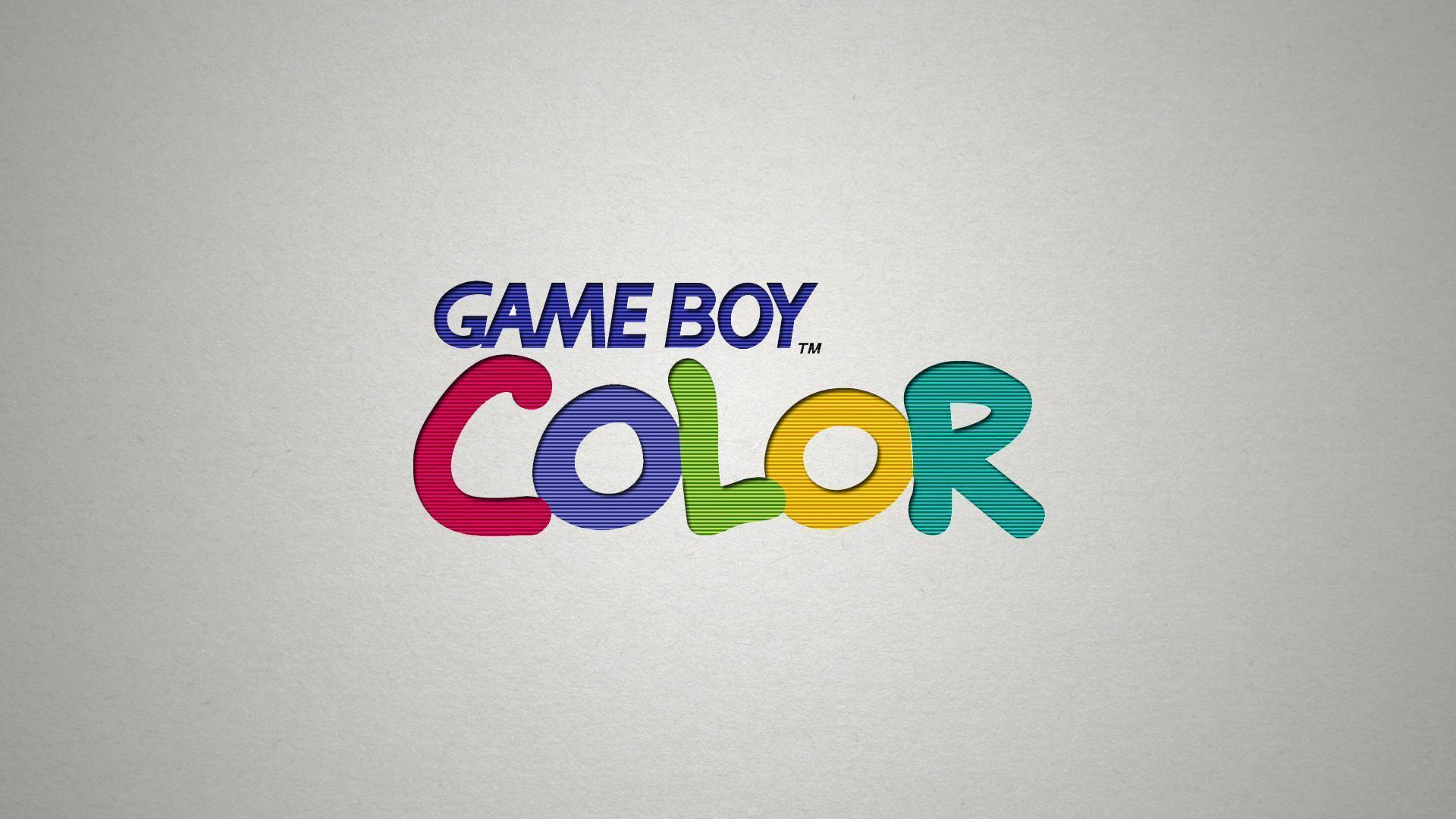 Game boy color online free - Game Boy Computer Wallpapers Desktop Backgrounds 1920x1080 Id 457042