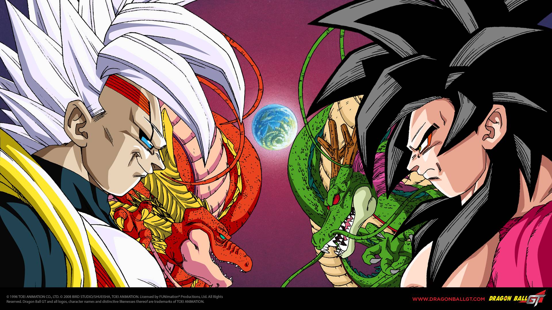 Dragon ball gt wallpapers wallpaper cave for Portefeuille dragon ball z