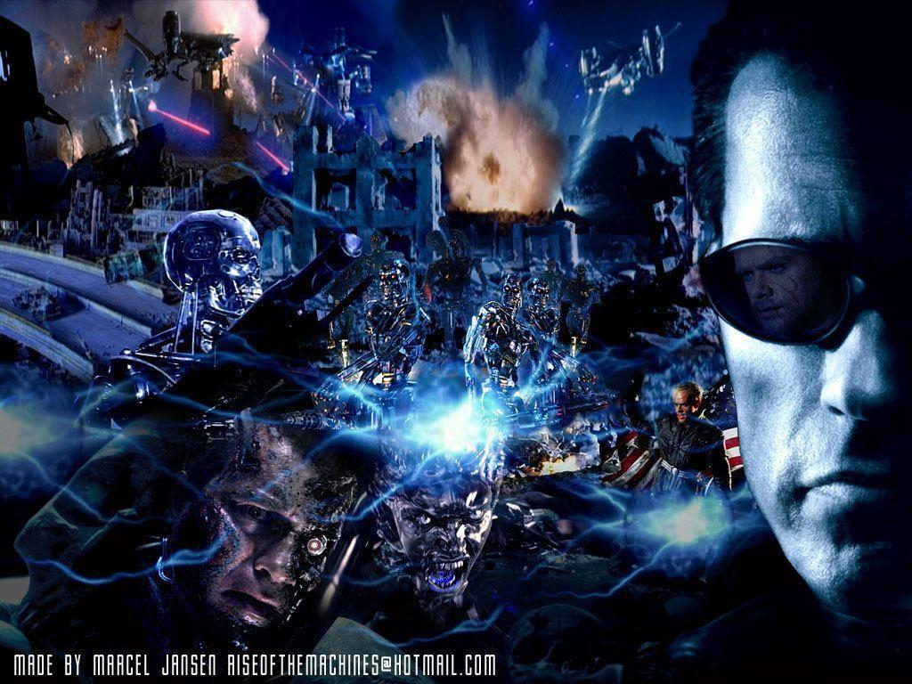 terminator 2 wallpapers