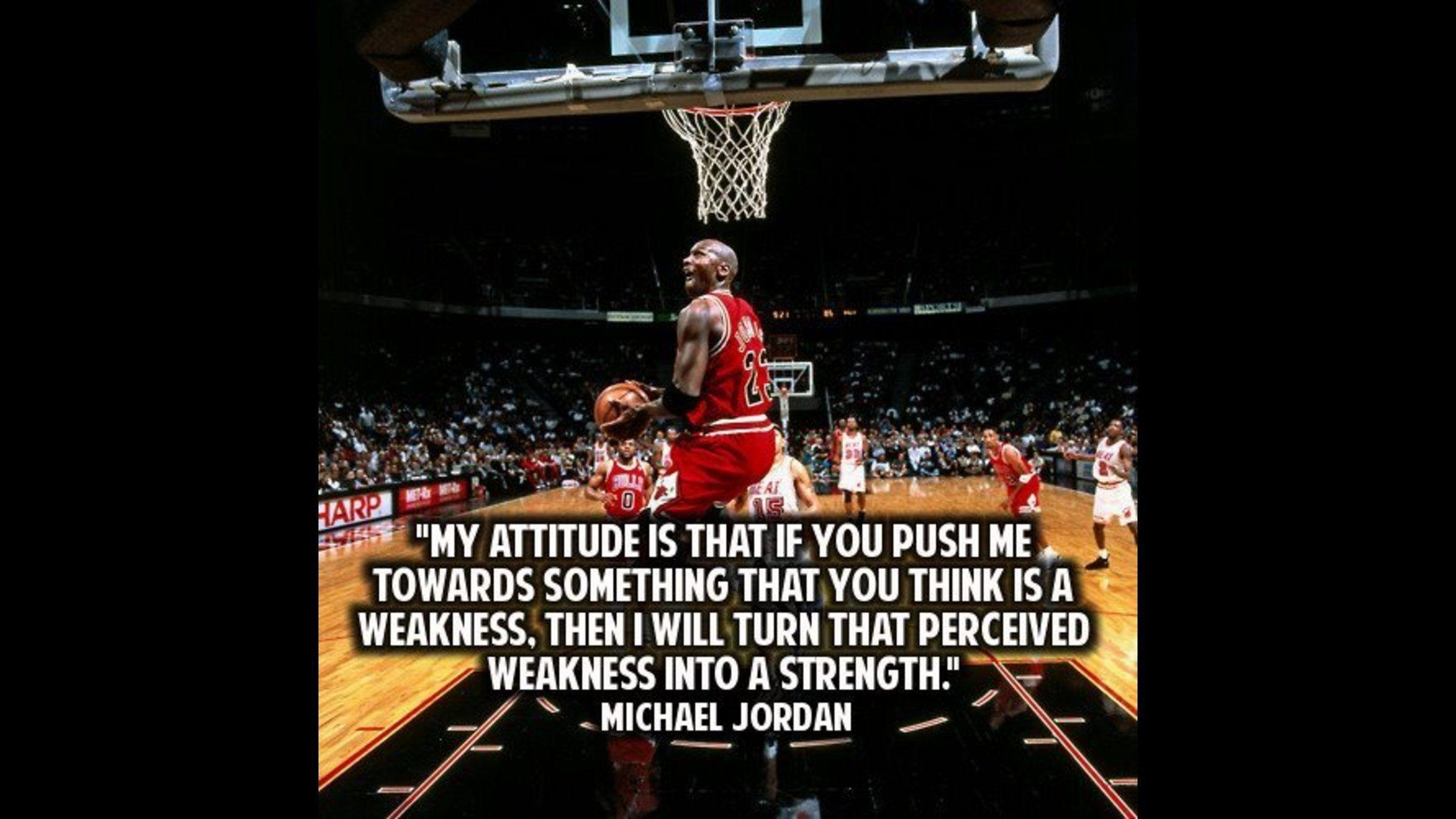 Michael Jordan Motivational Quotes 4 Picture #