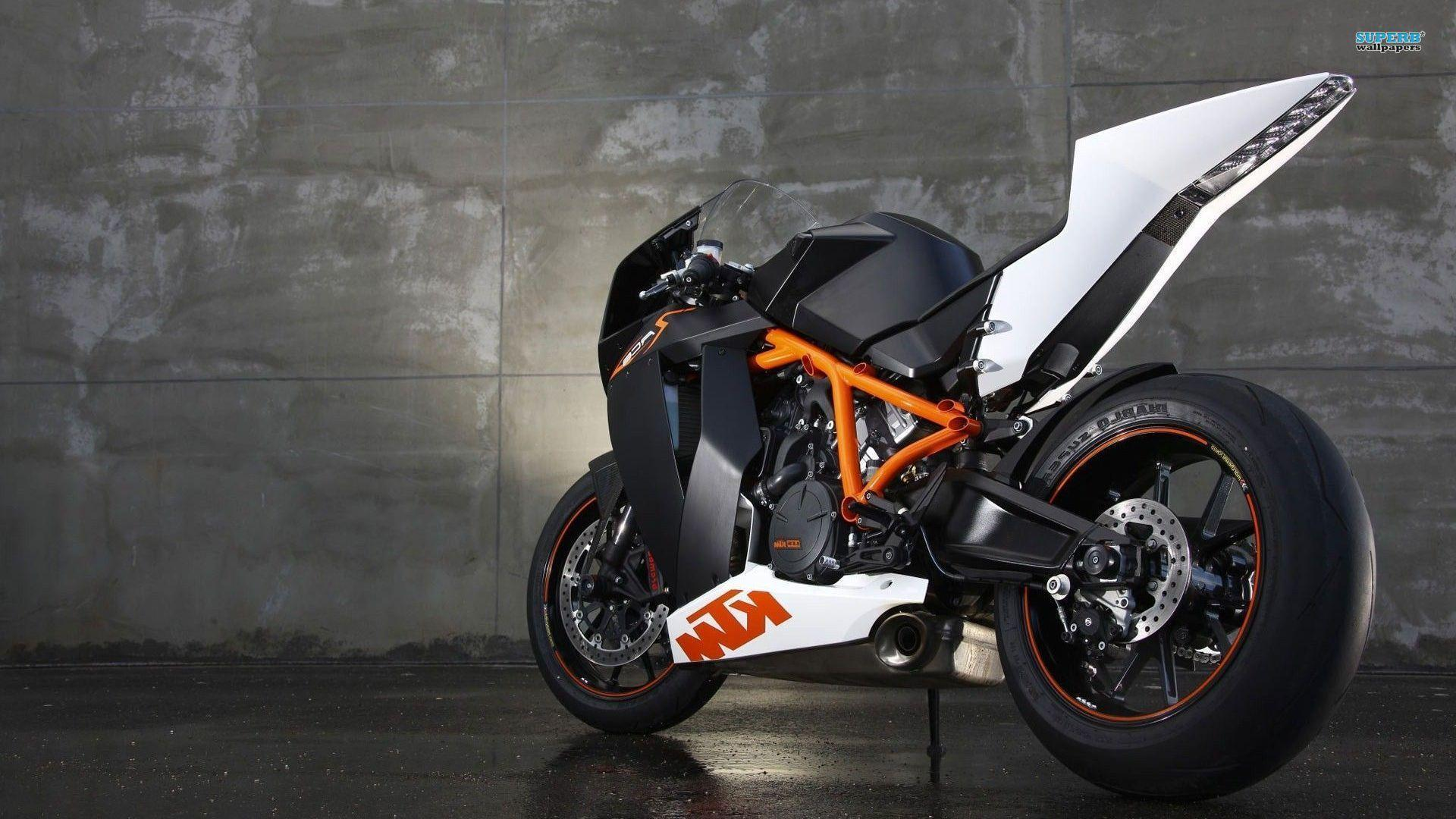 KTM 1190 RC8 wallpaper - Motorcycle wallpapers - #
