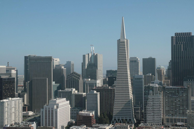 skyline san francisco - photo #8