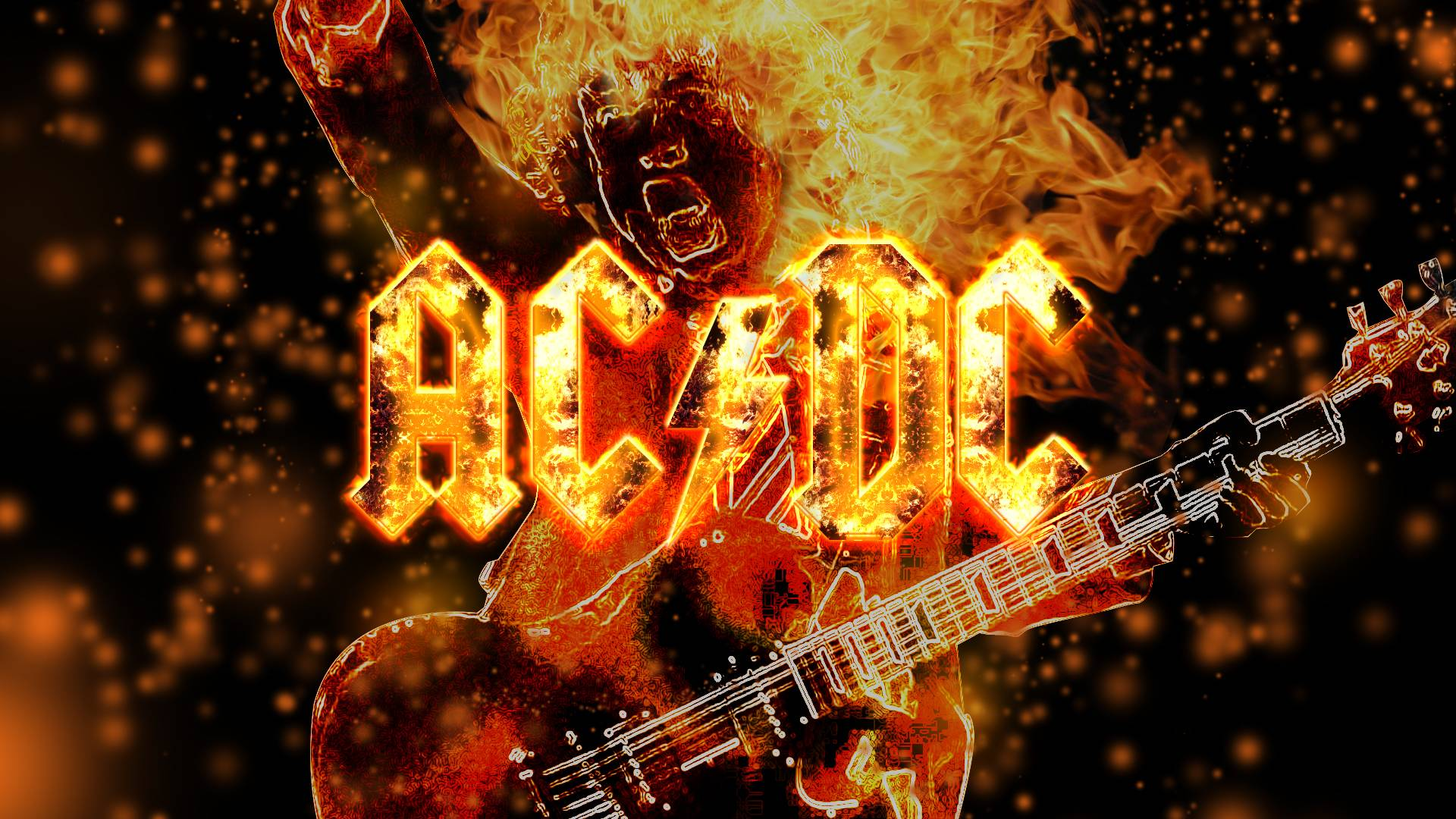 AC/DC backgrounds