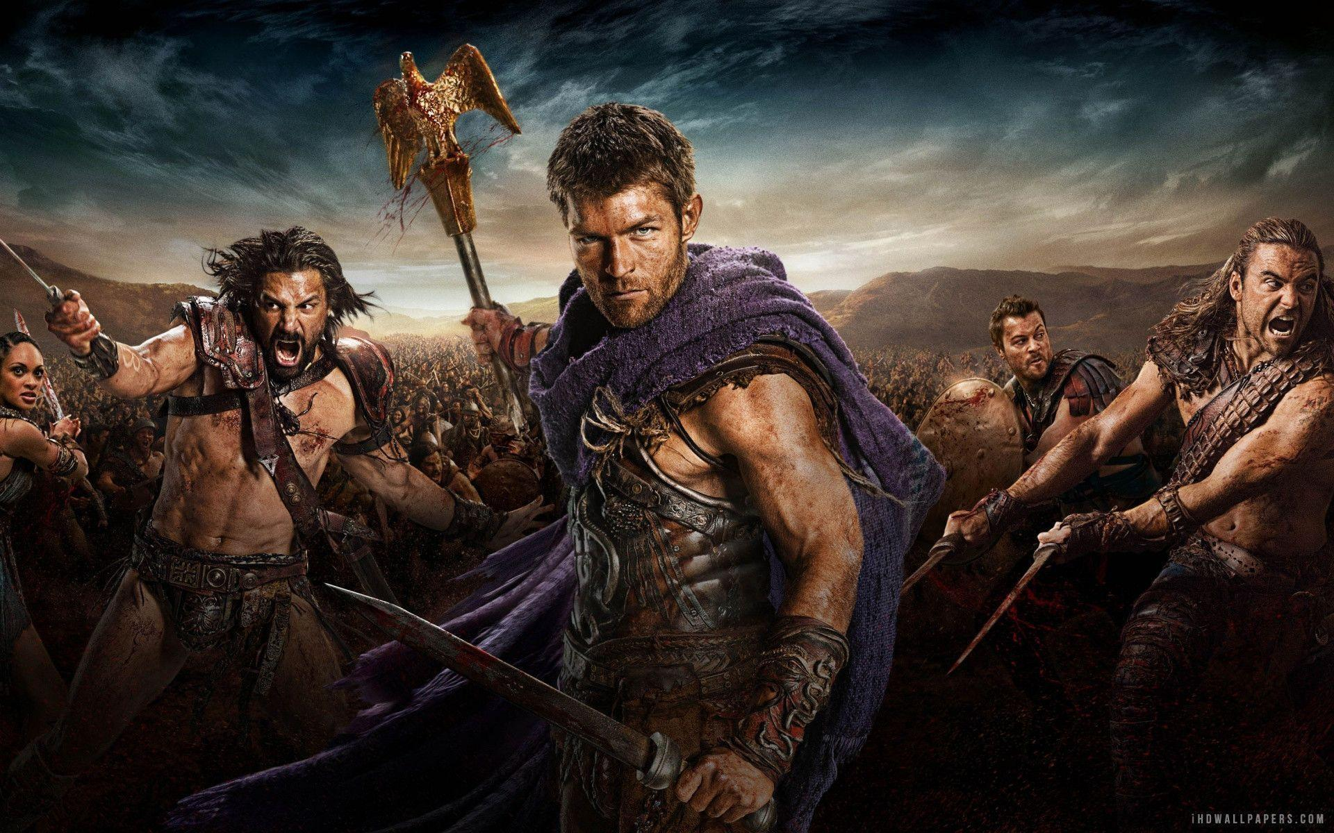 Spartacus Blood And Sand Wallpapers - Wallpaper Cave