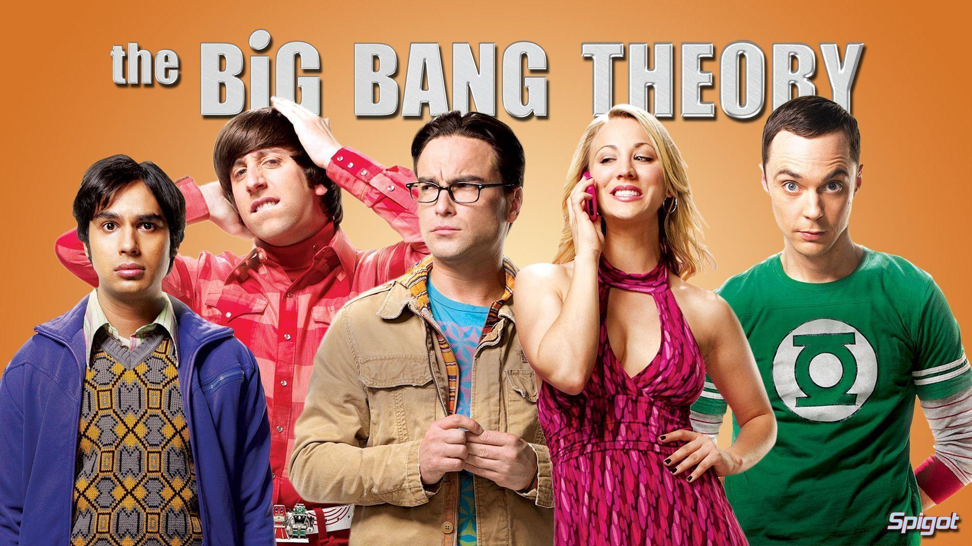 The Big Bang Theory Wallpapers Wallpaper Cave