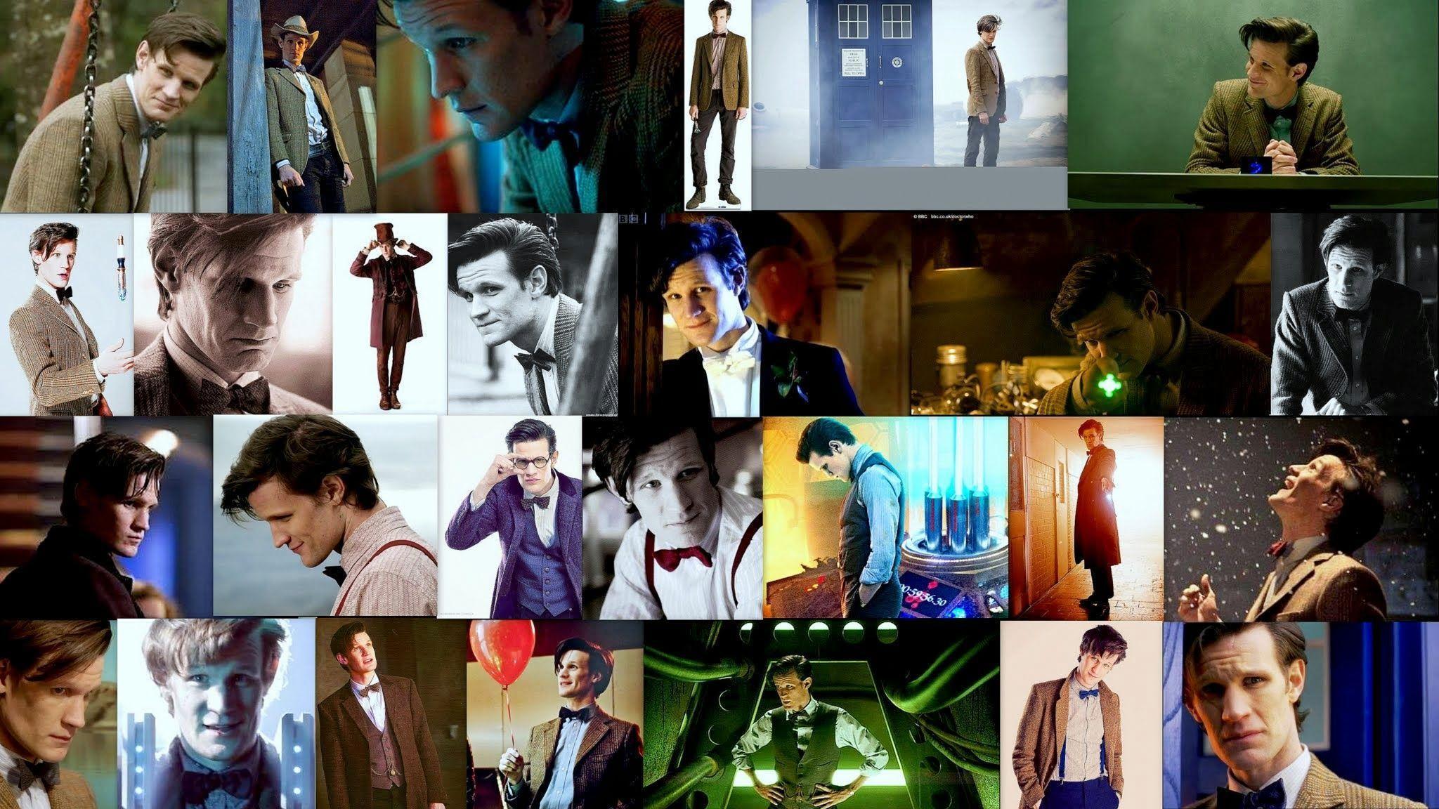 Matt Smith Doctor Who Wallpapers - Wallpaper Cave
