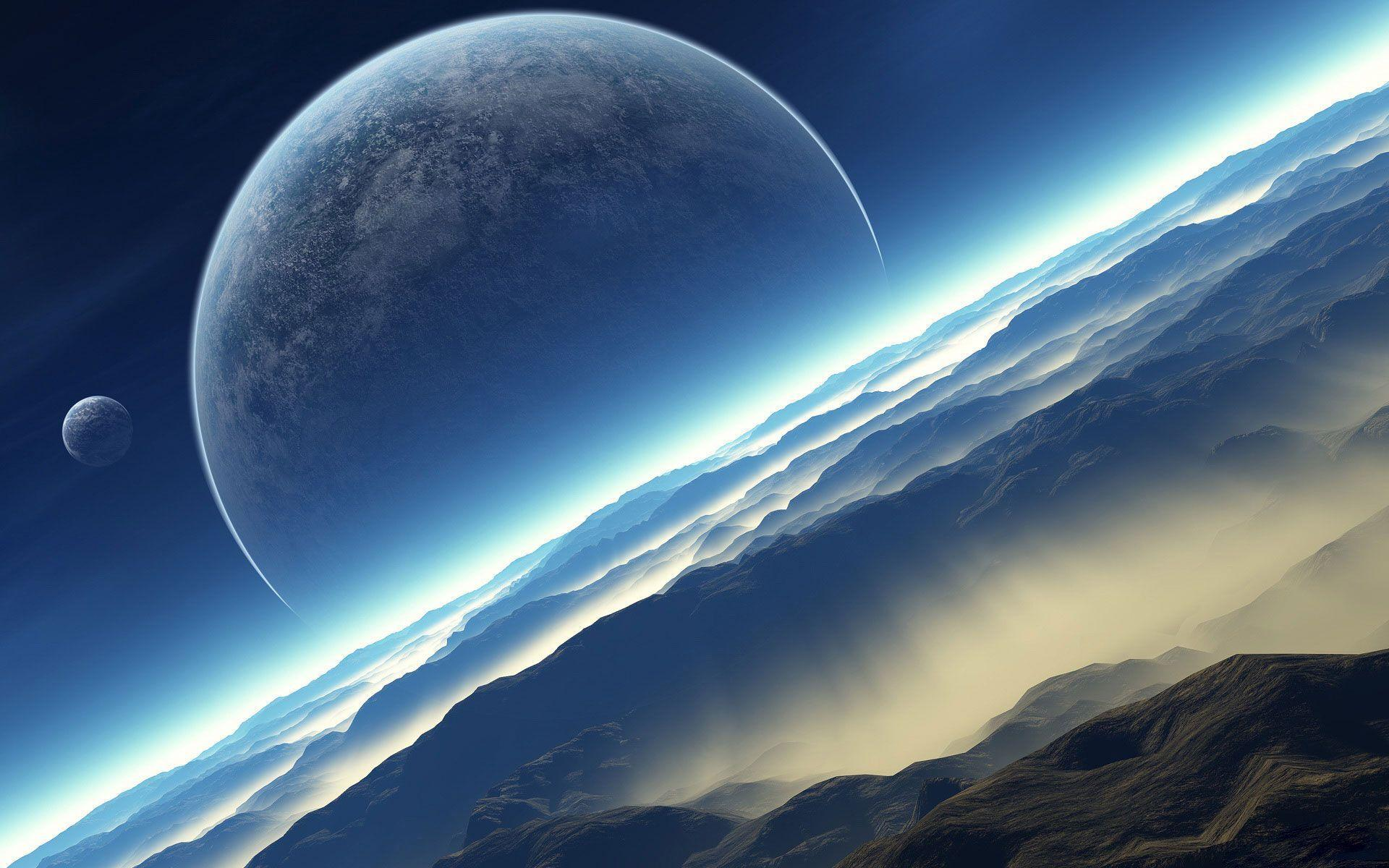 cool hd wallpapers nine planets - photo #26