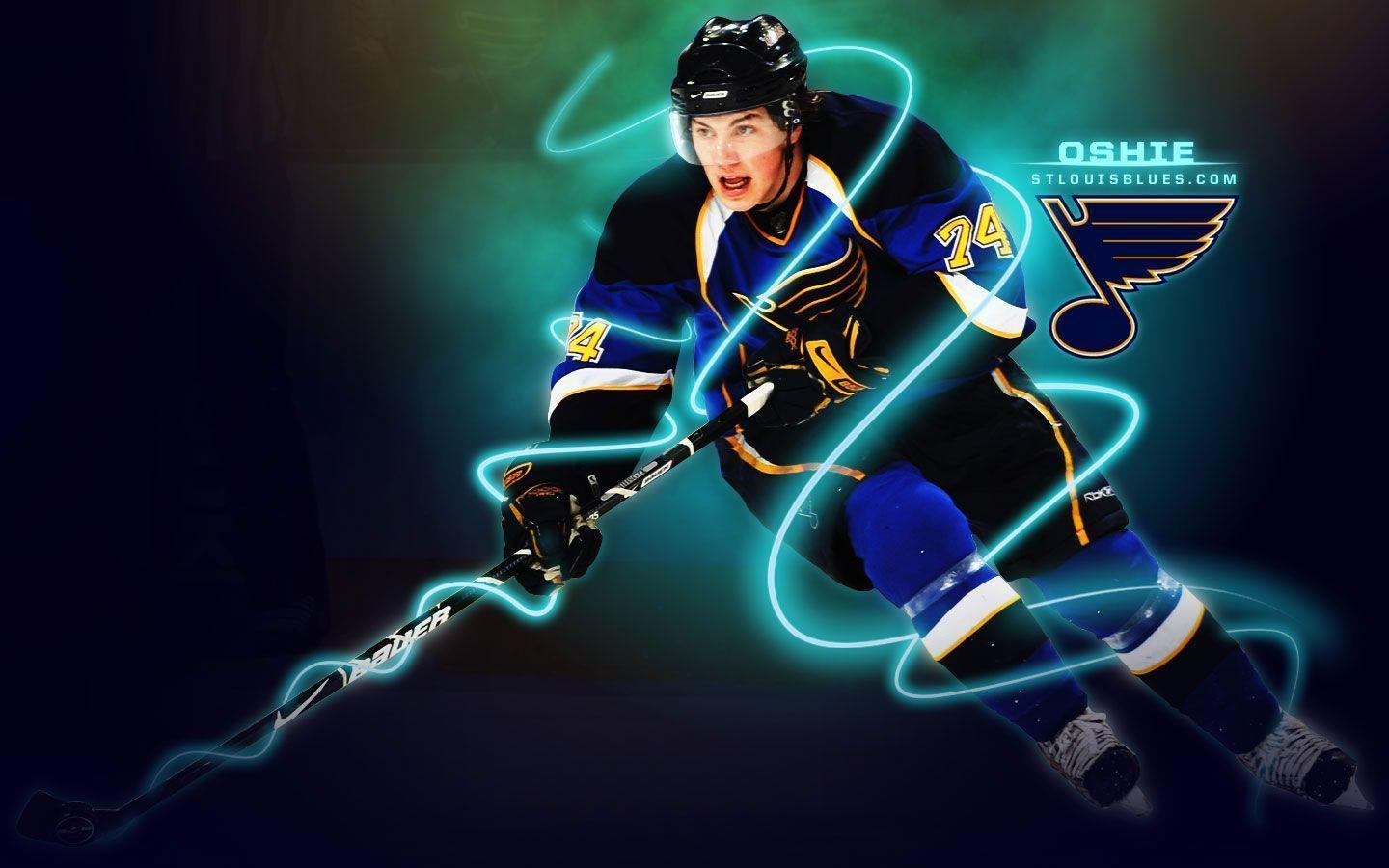 Download Download St Louis Blues Hockey Wallpapers