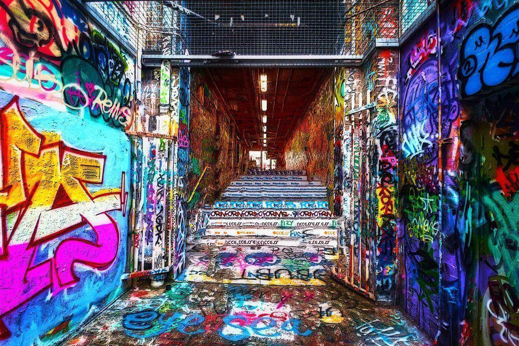 graffiti wallpaper in - photo #14