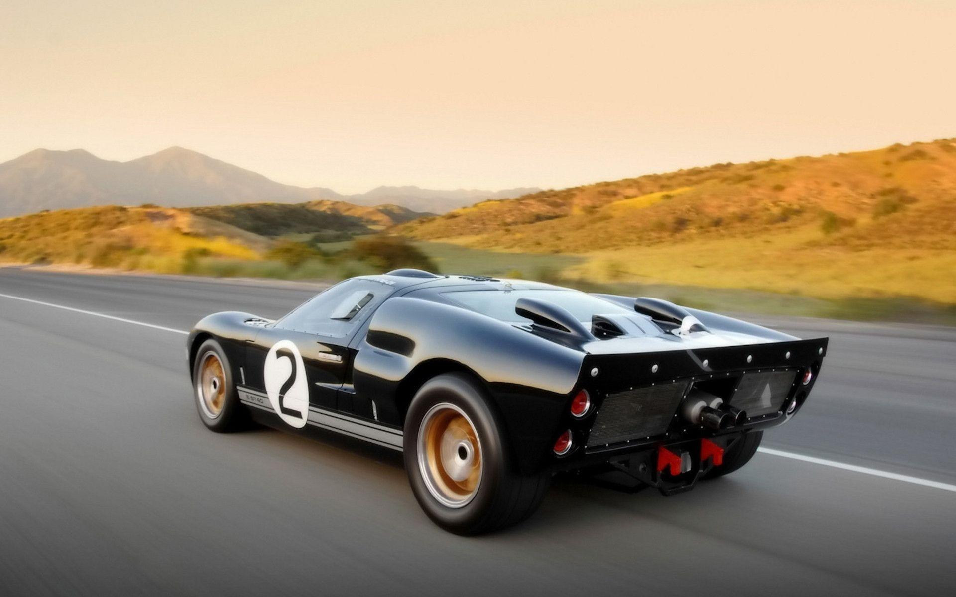 Ford Gt40 Wallpapers Wallpaper Cave