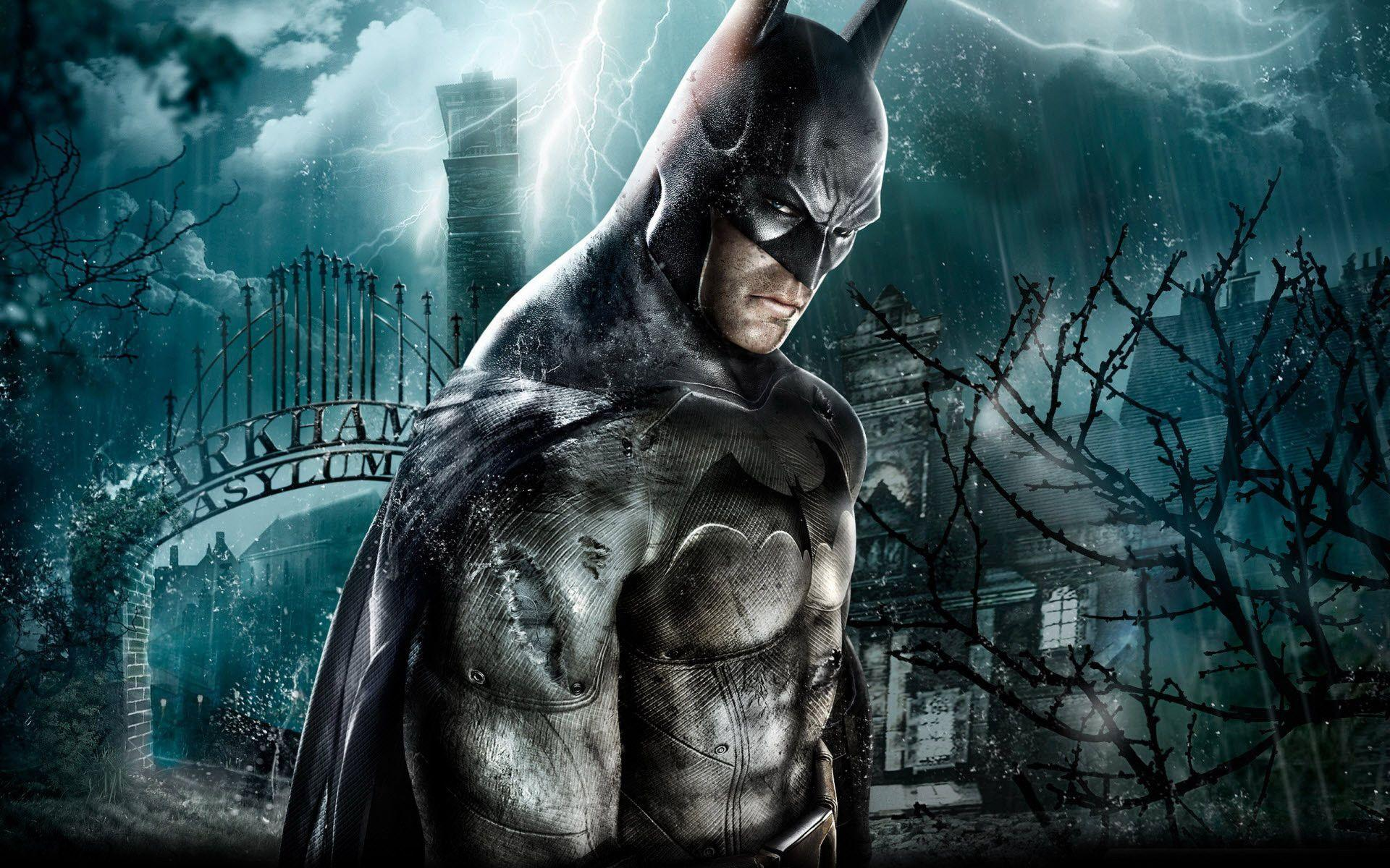 batman arkham asylum wallpapers - wallpaper cave