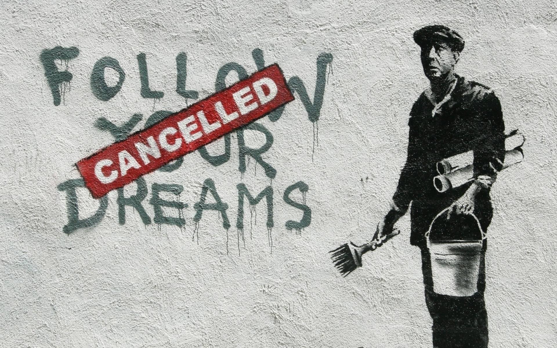 Banksy Wallpapers Wallpaper Cave