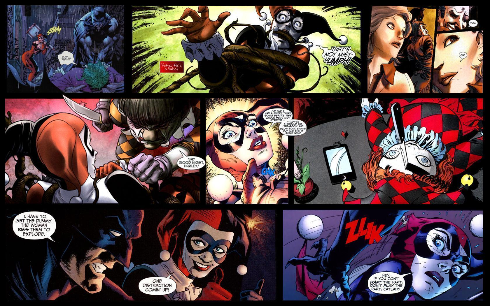 Harley Quinn Wallpaper Images & Pictures - Becuo