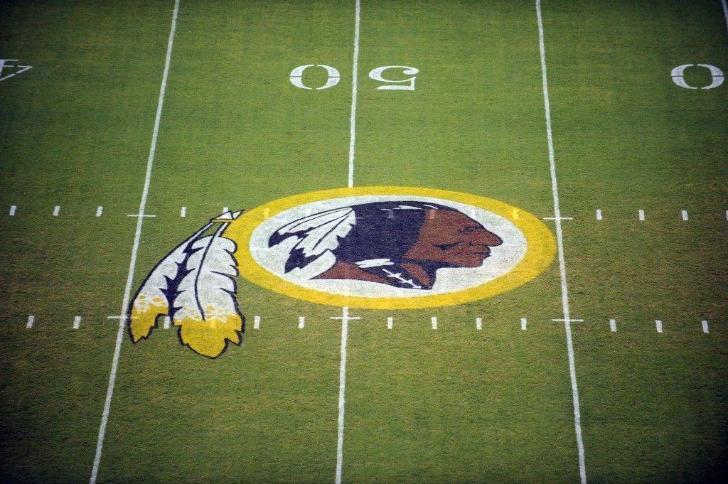 Washington Redskins Logo in the Field HD Image Wallpapers HD