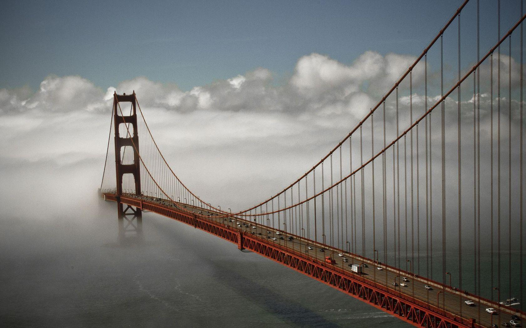 Golden Gate Bridge wallpapers #