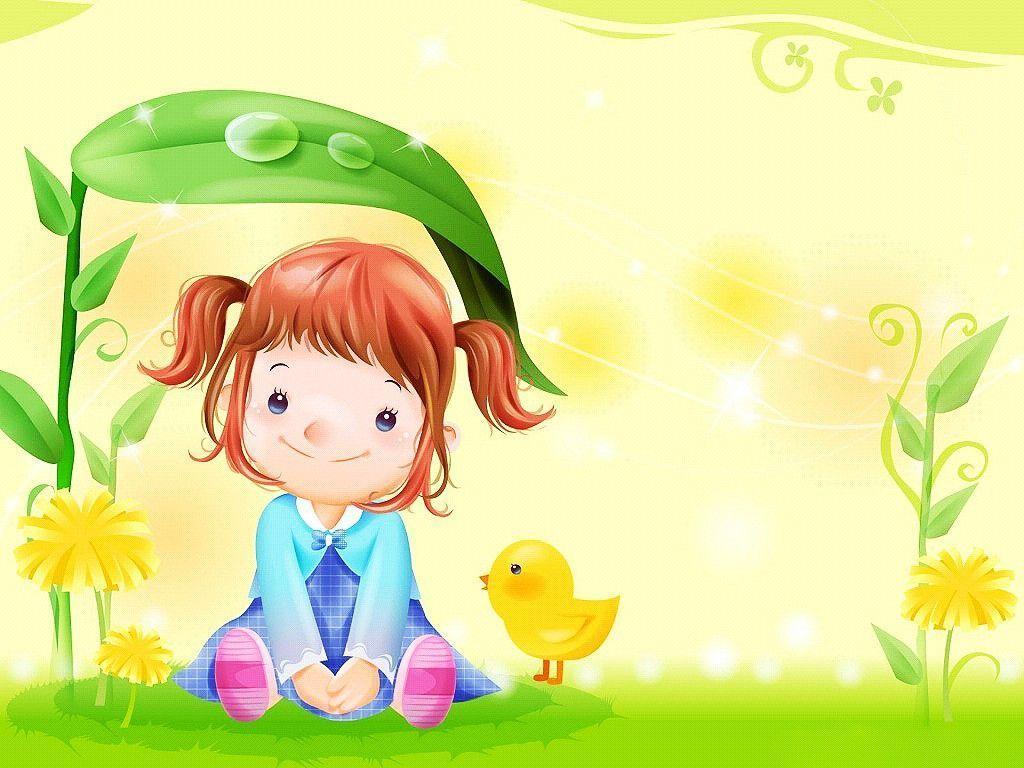 Little child Love Wallpaper : cute cartoon Wallpapers - Wallpaper cave