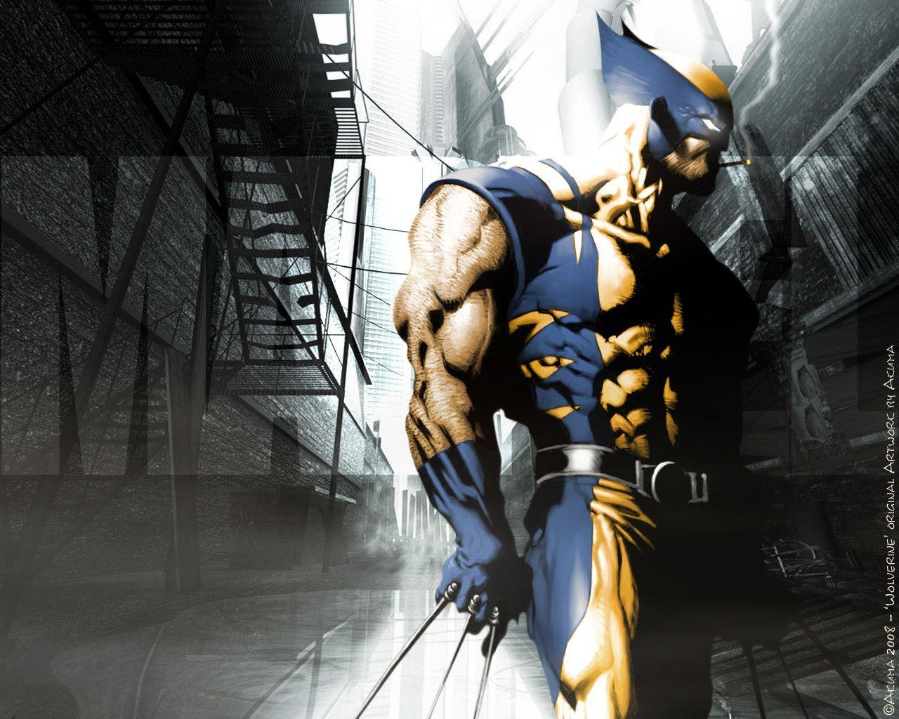 Wolverine HD backgrounds