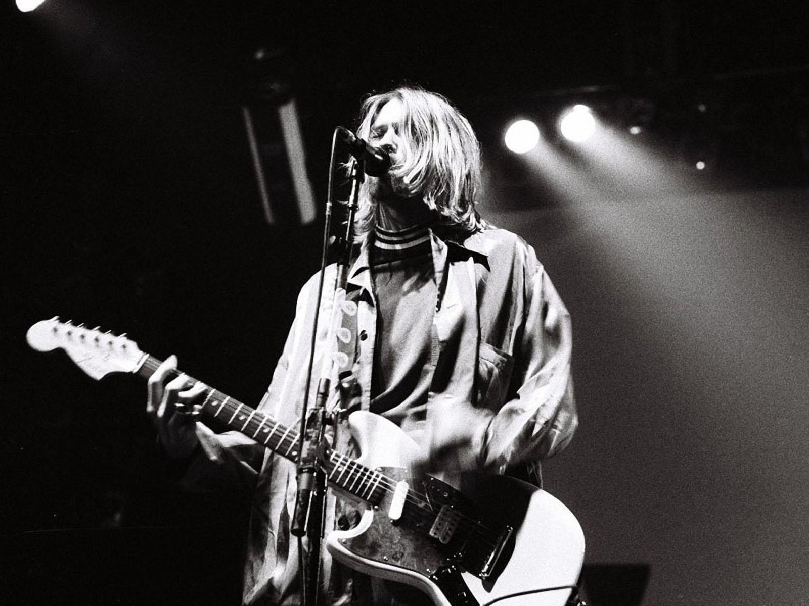 Kurt cobain backgrounds wallpaper cave - Kurt cobain nirvana wallpaper ...