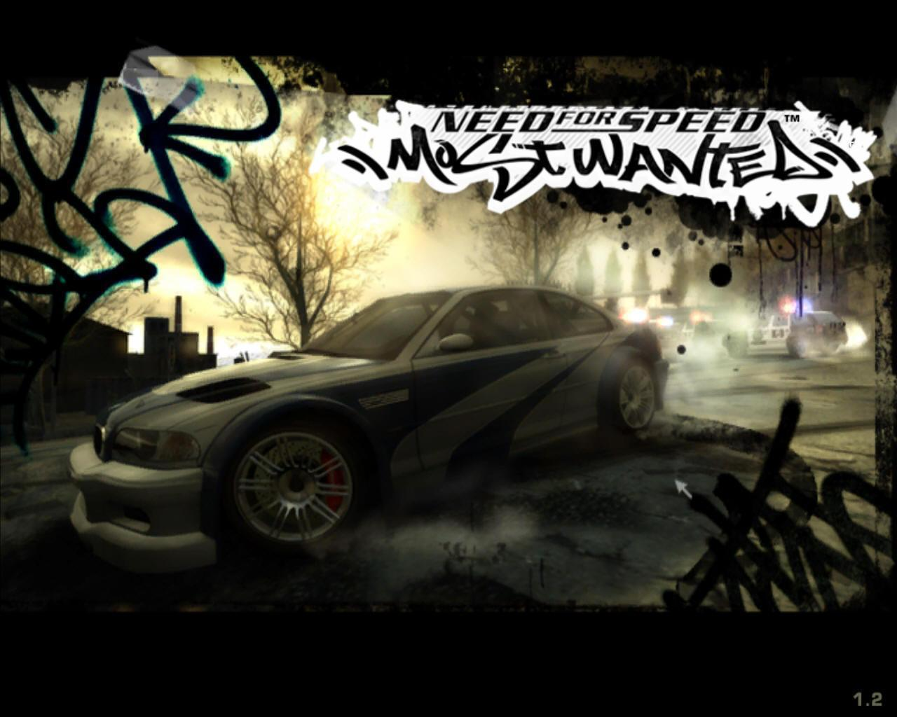 Nfs Most Wanted Bmw Wallpapers Wallpaper Cave