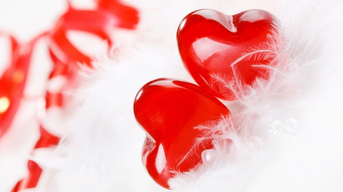 Red Love Wallpaper Hd : Love Heart Wallpapers HD - Wallpaper cave
