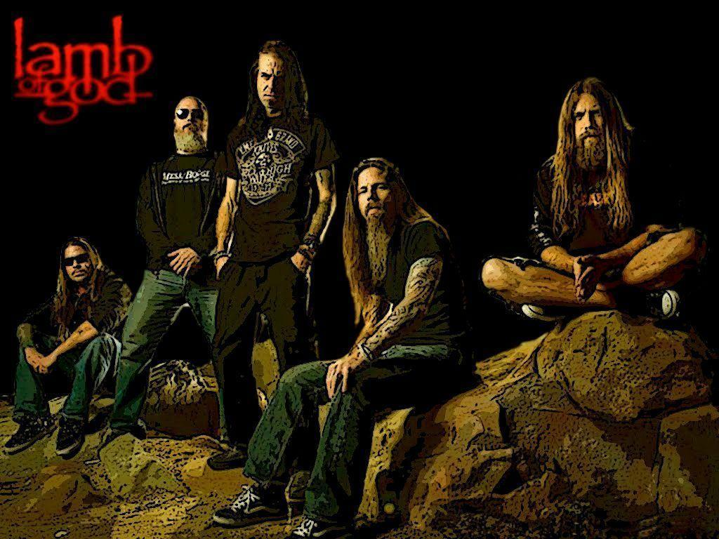 Lamb Of God Wide HD Wallpapers