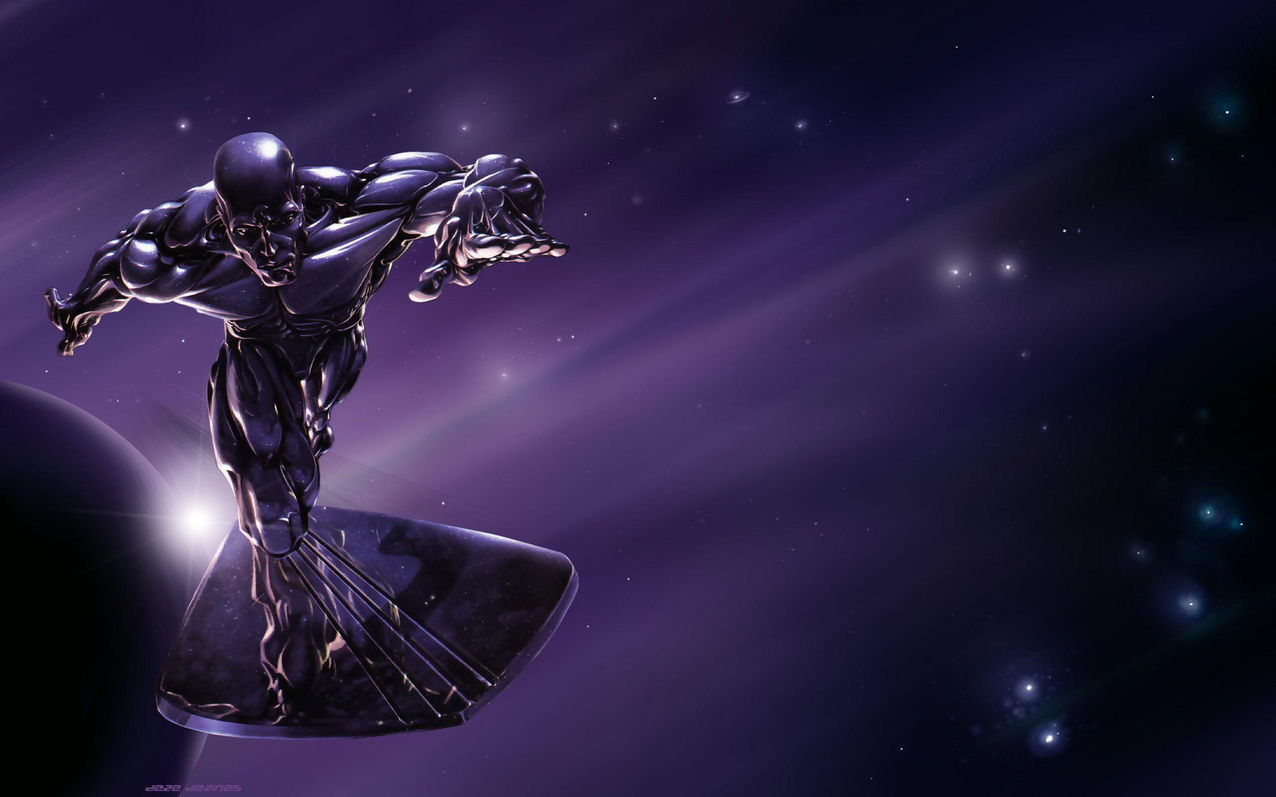 40 Silver Surfer Wallpapers