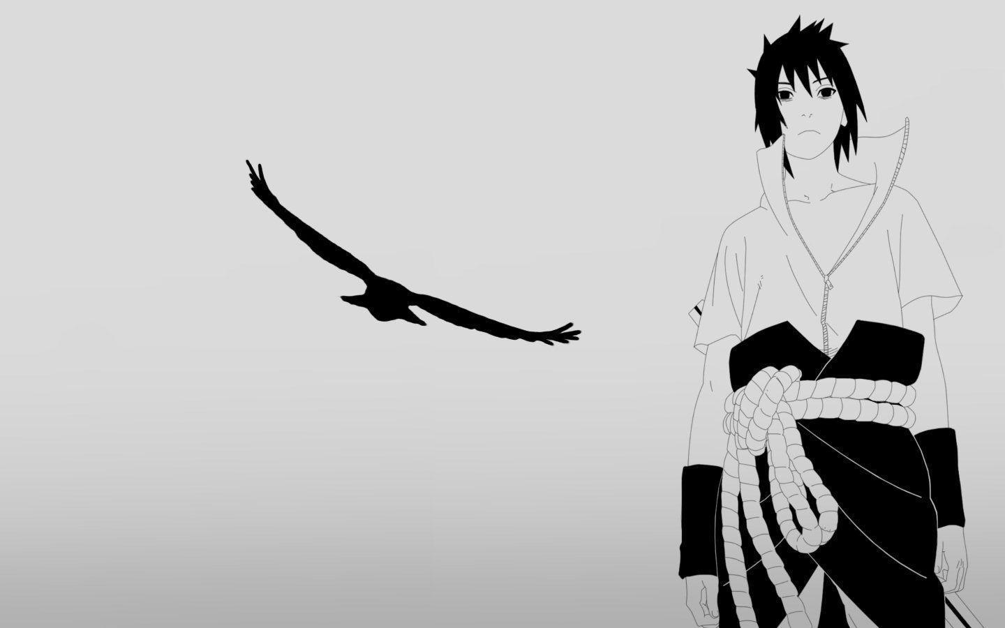 Wallpapers For > Sasuke Shippuden Wallpapers
