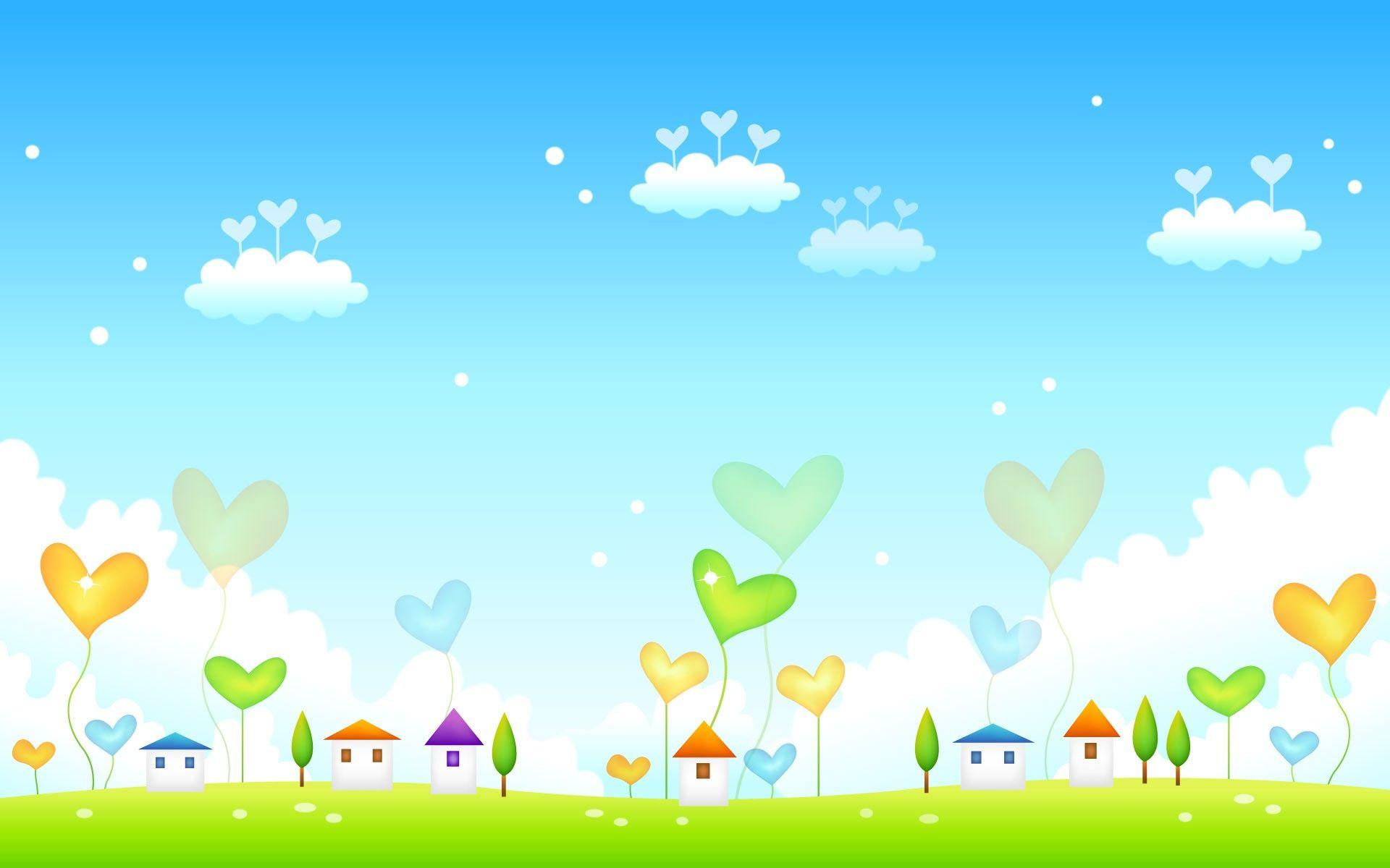 cute spring backgrounds wallpaper cave
