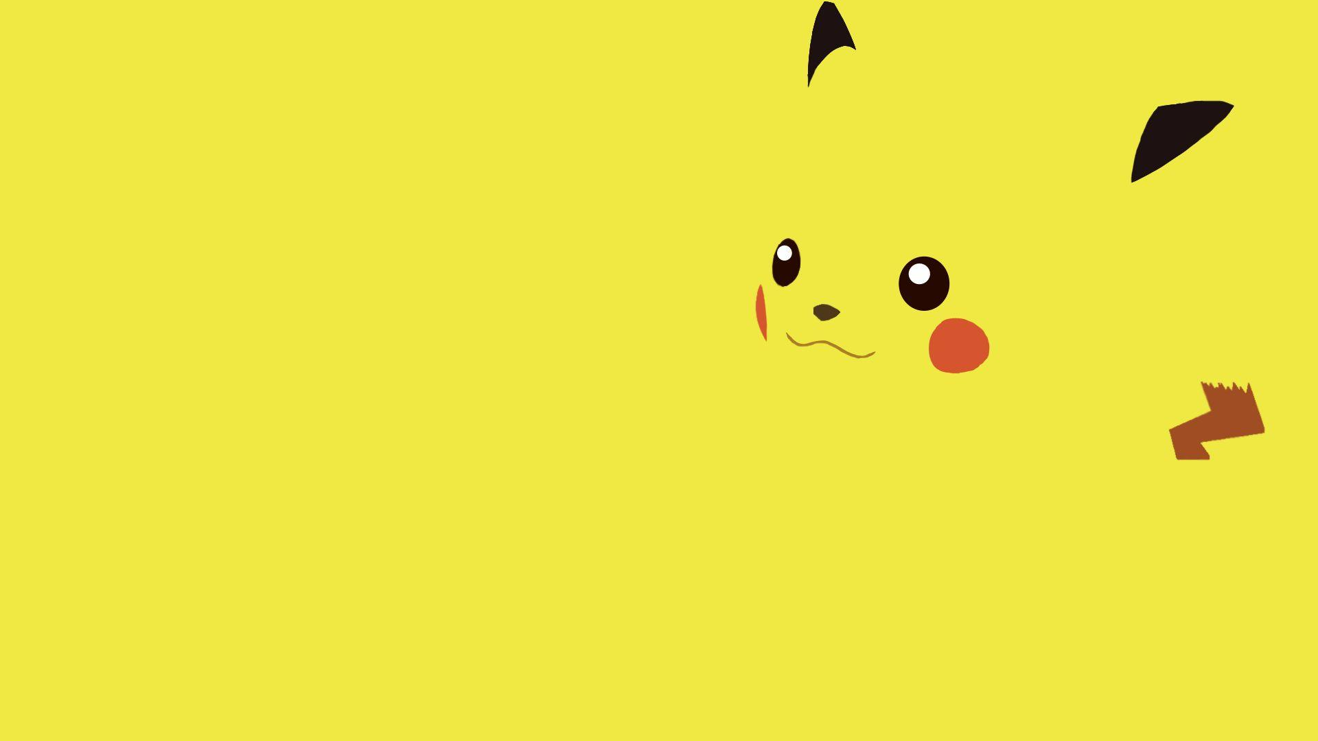 Pok Mon Pikachu Wallpapers Wallpaper Cave