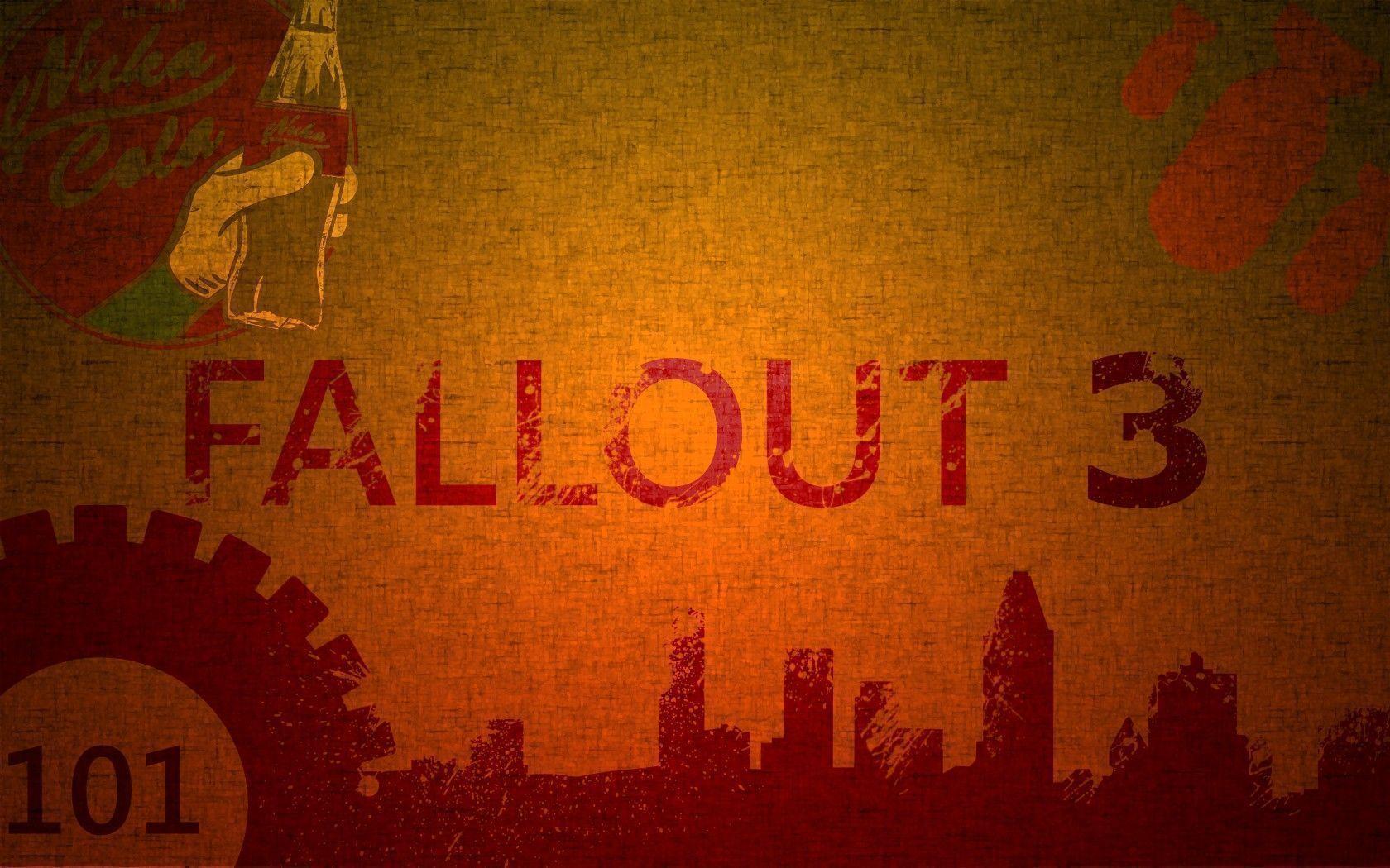 Download Fallout Nuka Wallpaper 1680x1050