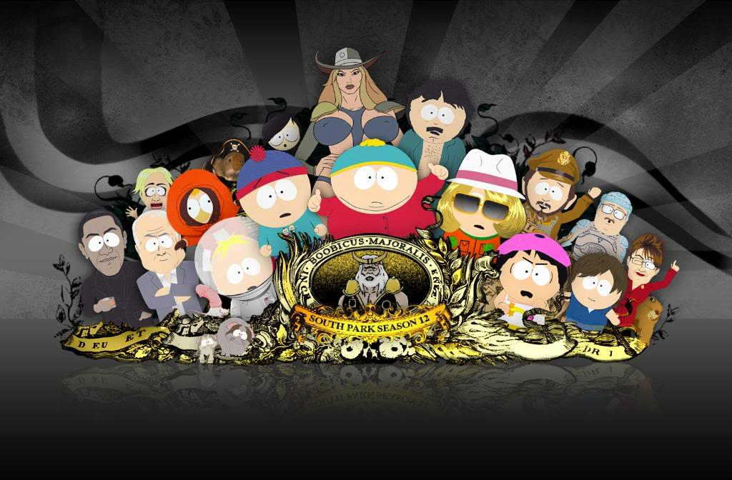 South Park Wallpaper | coolstyle wallpapers.
