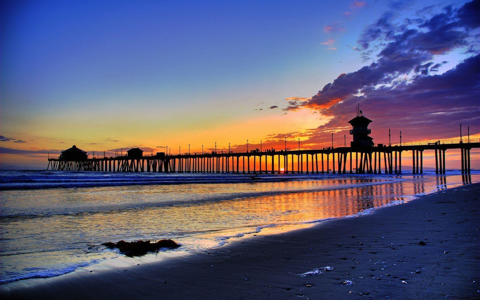 California beach wallpapers wallpaper cave for Beautiful beaches in la