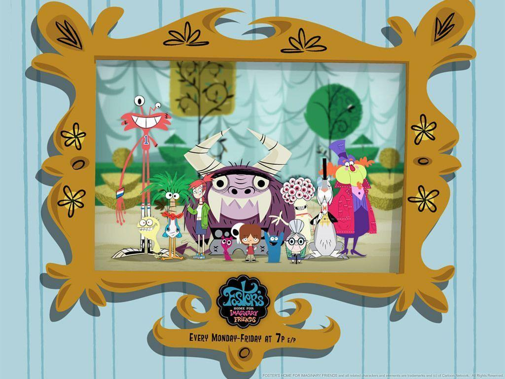 Fosters Home For Imaginary Friends Wallpapers