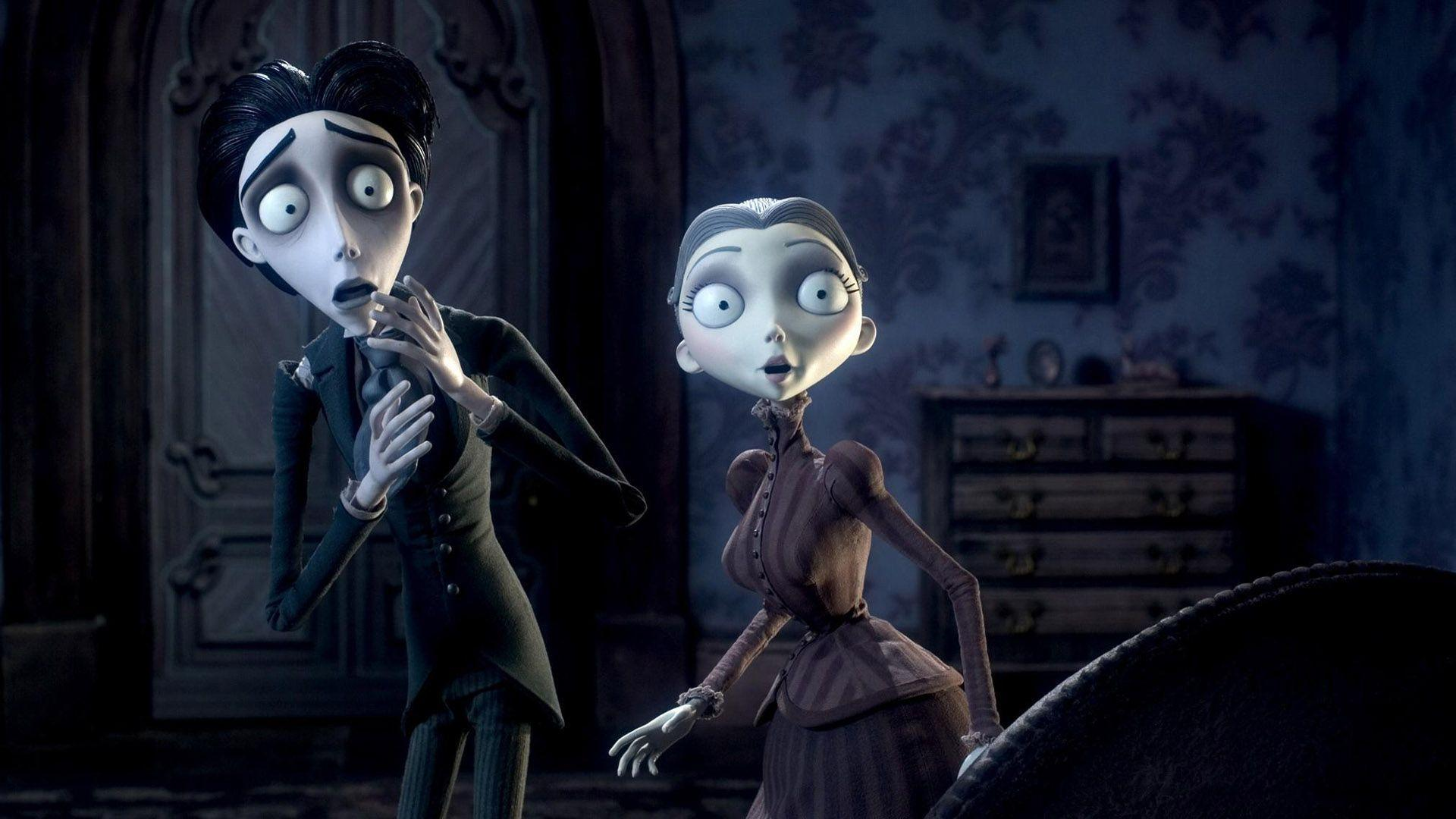 corpse bride movie wallpapers - photo #9