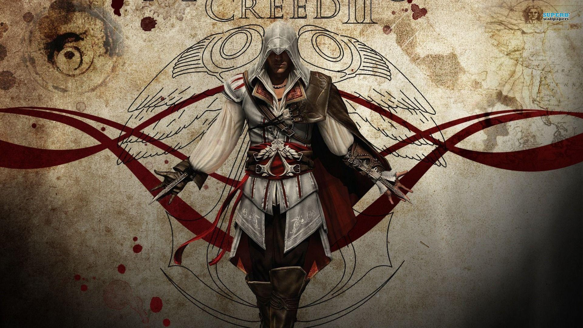 Assassin Creed 2 Wallpapers - Wallpaper Cave