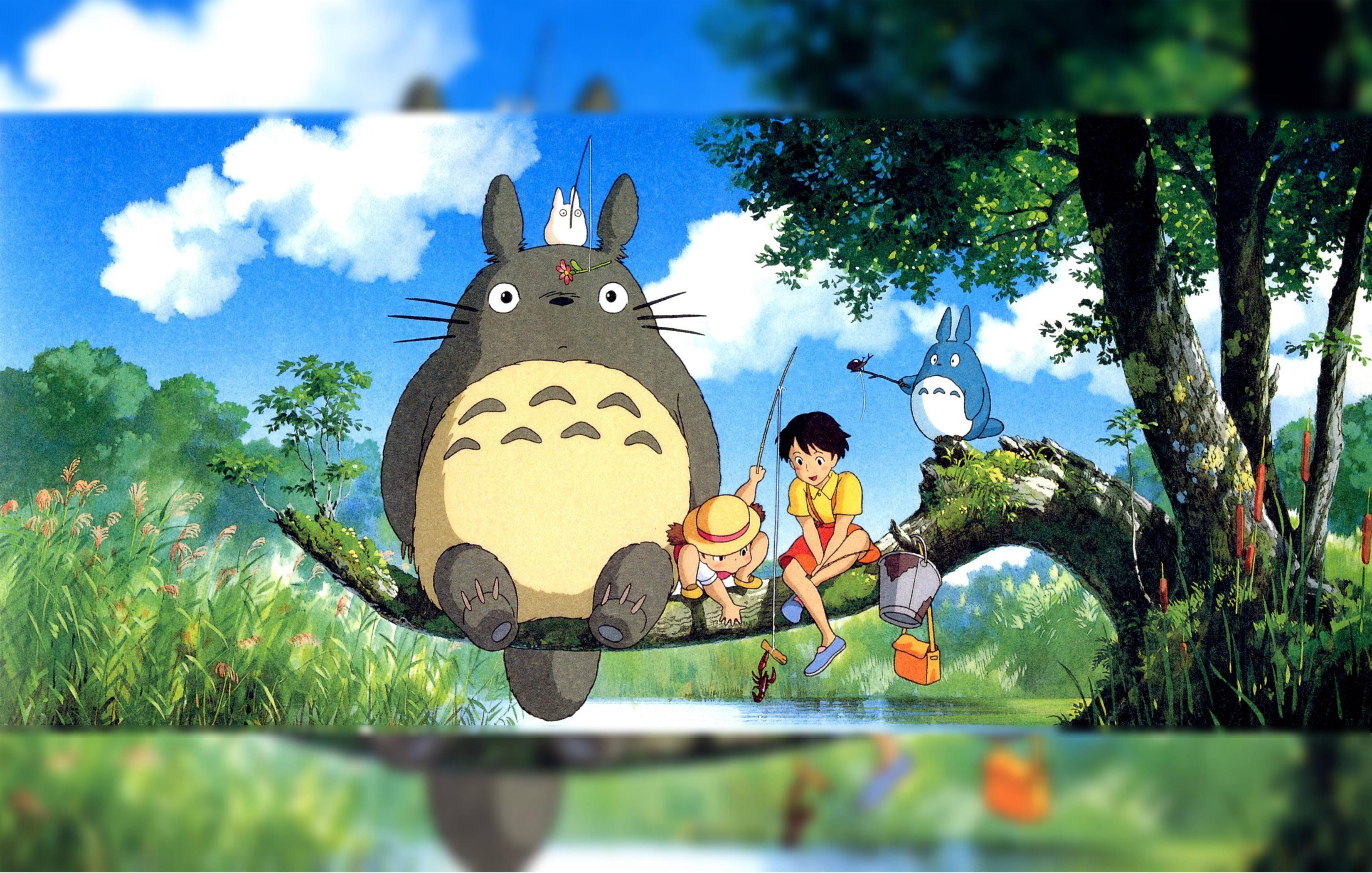 My Neighbor Totoro Wallpapers Wallpaper Cave HD Wallpapers Download Free Images Wallpaper [1000image.com]