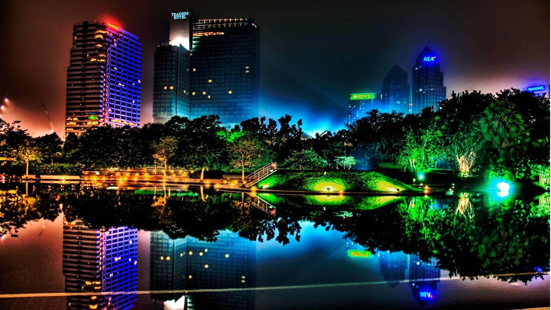Hd wallpaper night - Wallpapers For Night City Wallpaper Desktop
