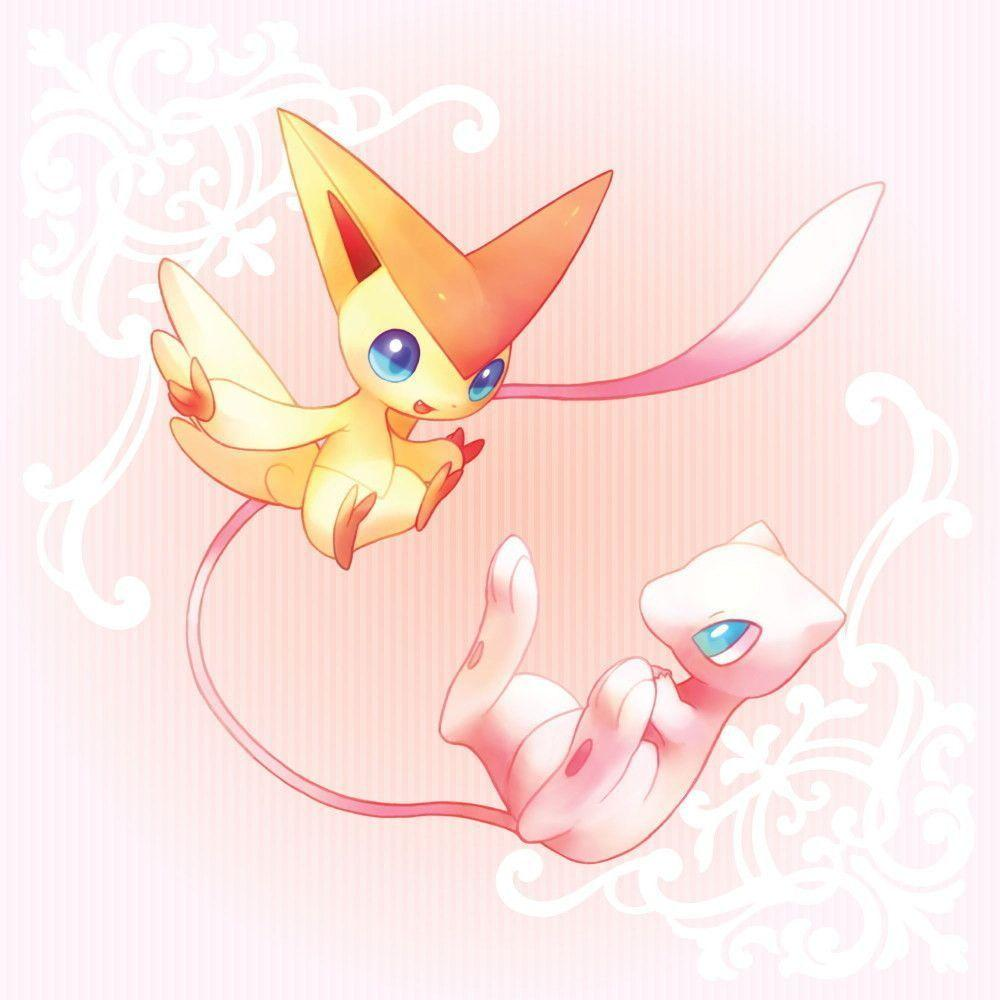 Best Nature For Victini