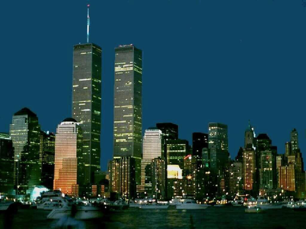New York Twin Towers Wallpapers  Wallpaper Cave