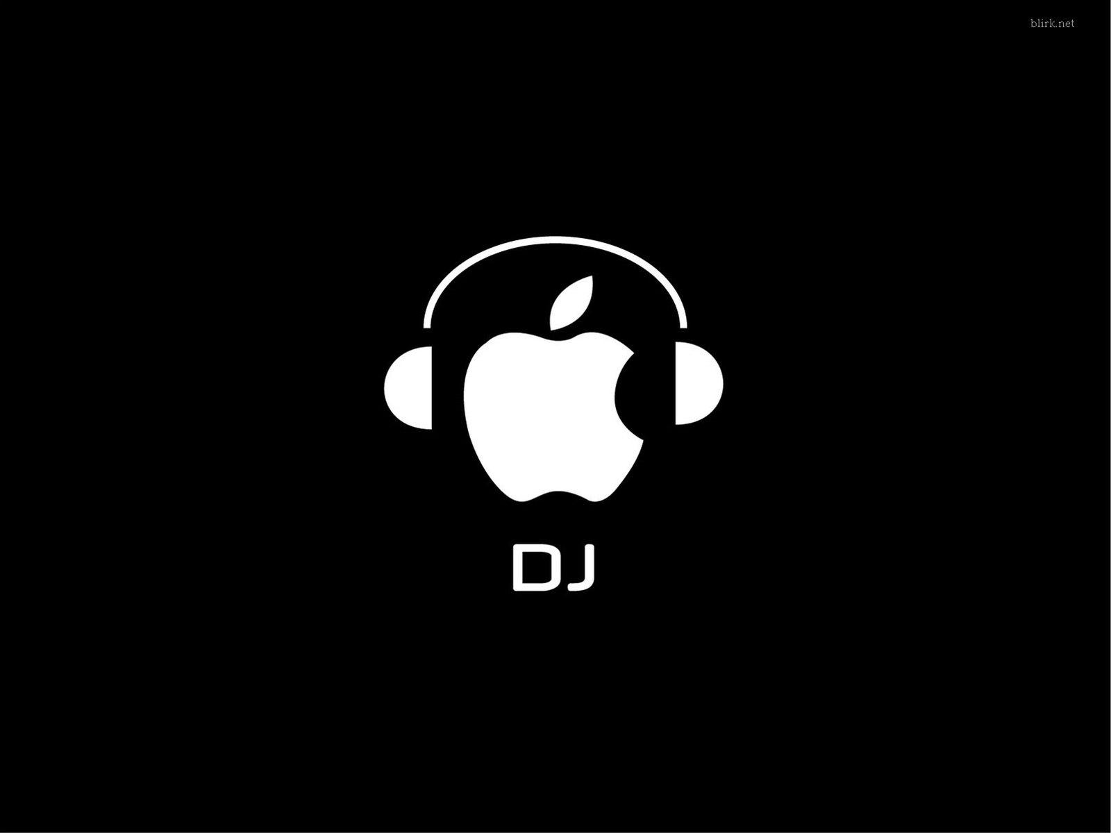 Dj Logo Wallpapers Hd Unlimited Clipart Design