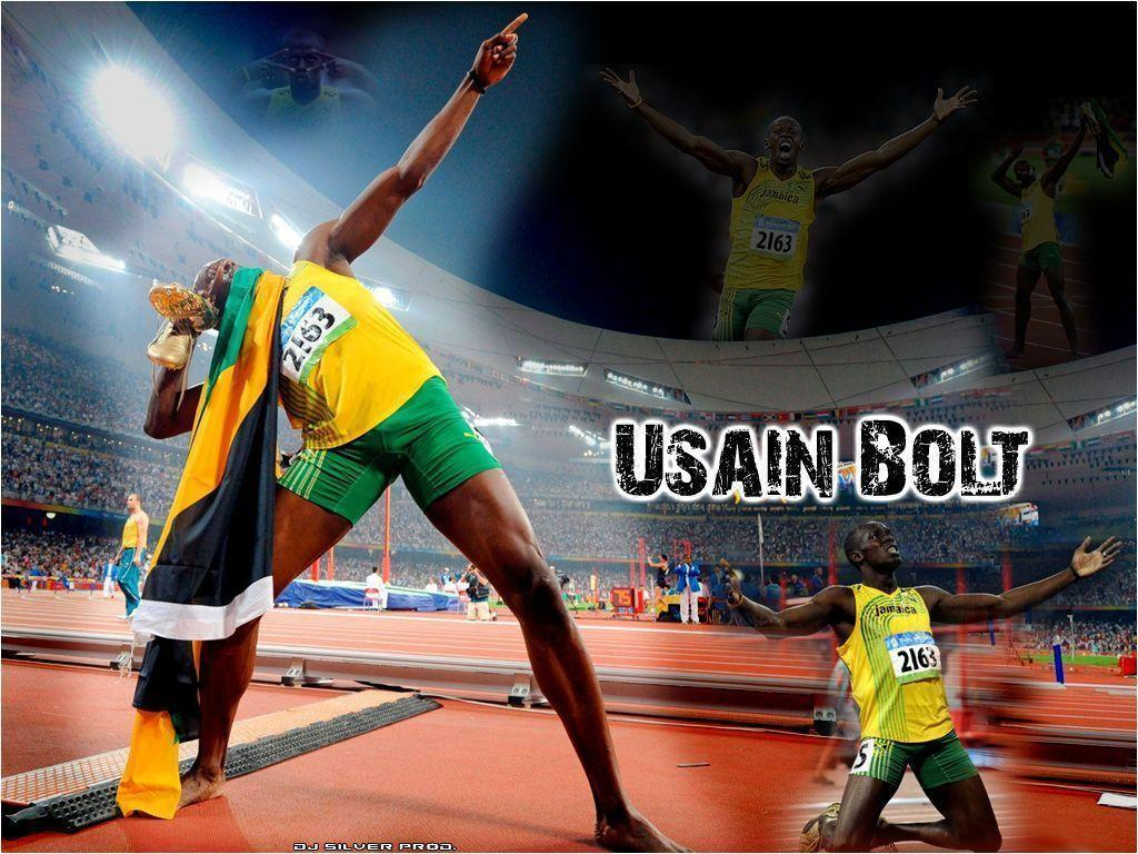 Usain Bolt Wallpaper Puma