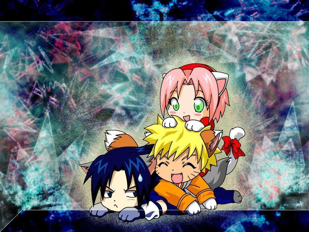 Naruto Chibi Wallpapers - Wallpaper Cave