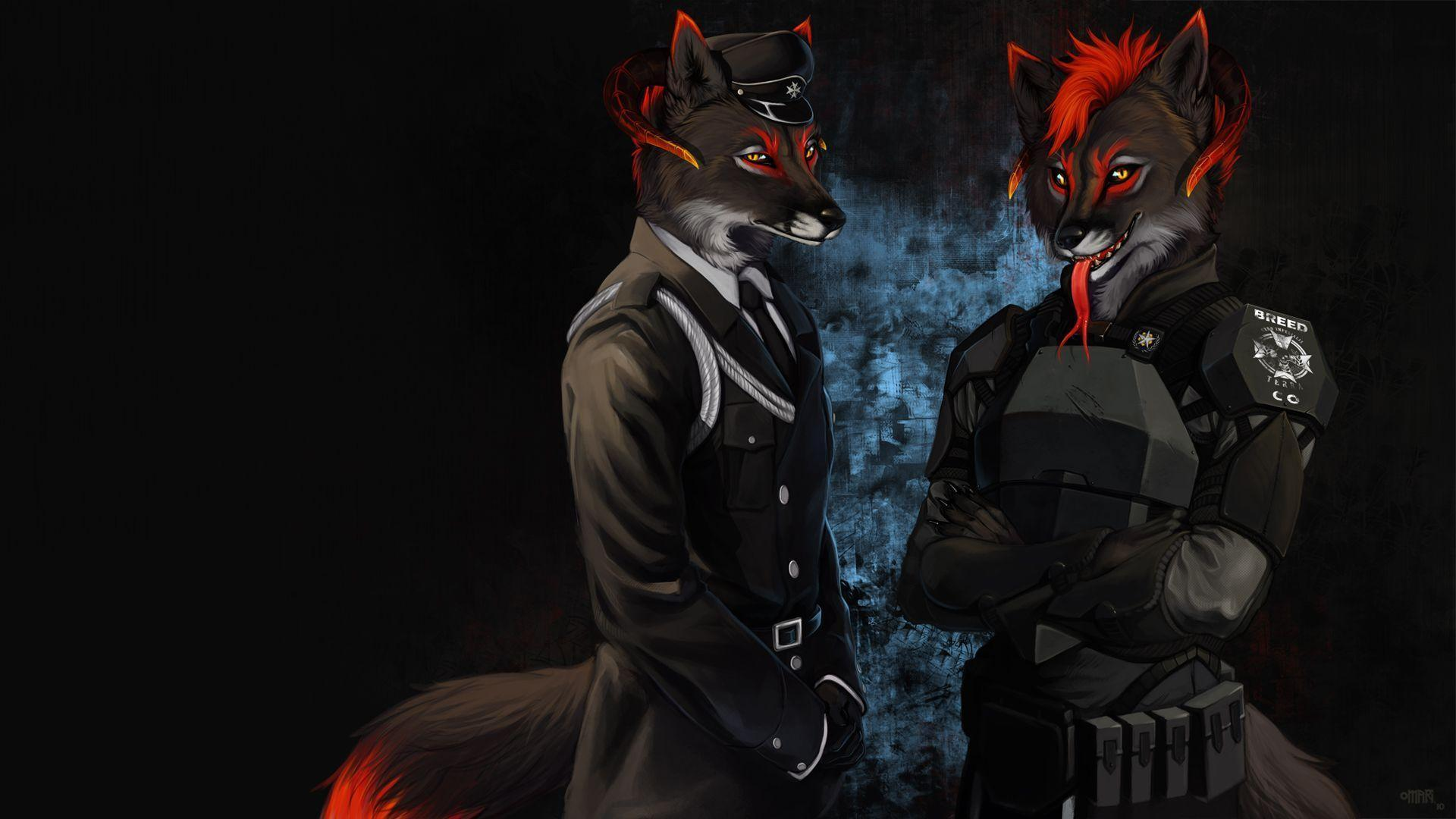 cool furry wallpapers military -#main