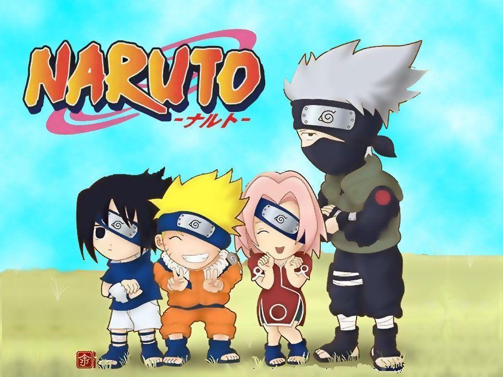 Naruto chibi wallpapers wallpaper cave - Naruto chibi images ...